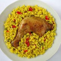 arrozpollo