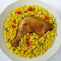 arrozpollo